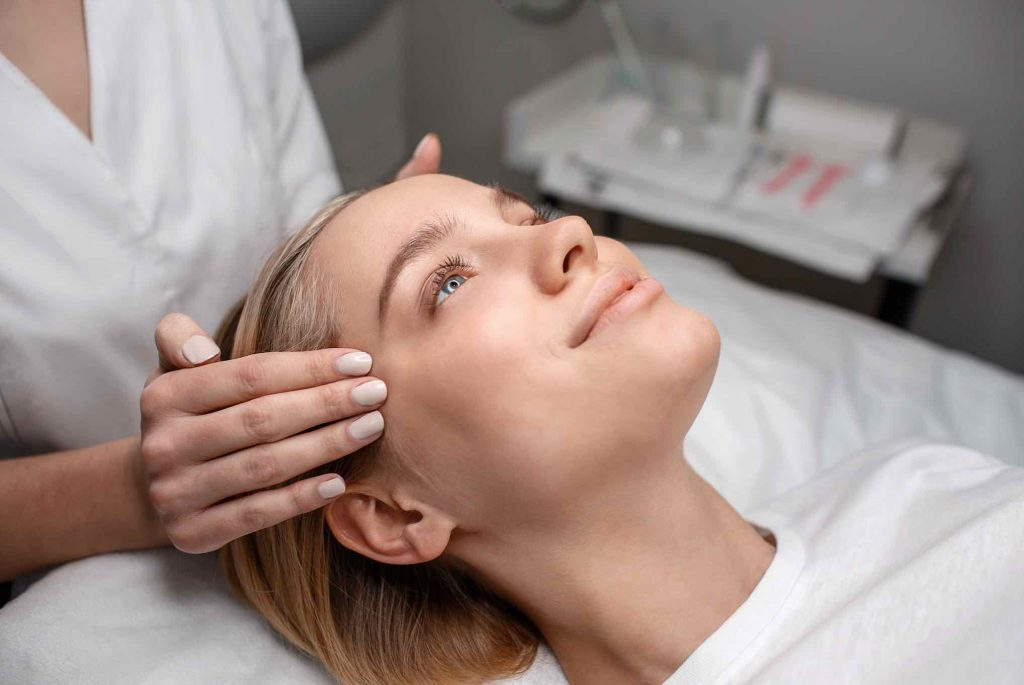 Tratamiento de la mandibula termomandibular